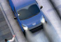 Wegeunfall mit dem Auto