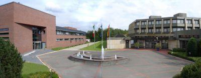 Außenansicht des Zentrums für Sicherheitstechnik
