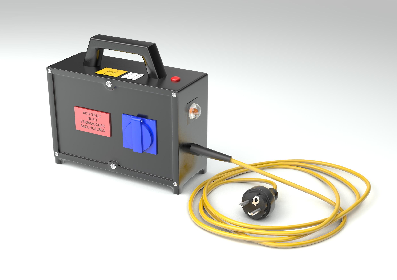 Arbeitsschutzprämie Trenntransformatoren